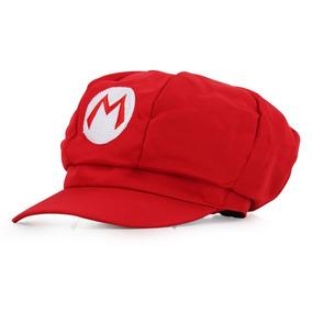 Gorra De Super Mario Bros Nintendo Mario O Luigi