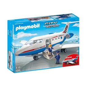 Playmobil 5395 Avión De Pasajeros