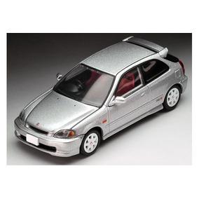 1/64 Tomica Limited Vintage Lv-n158b Honda Civic Type R 1997