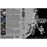 Star Wars Trilogía Original Dvd Pelicula Guerra De Las Galax