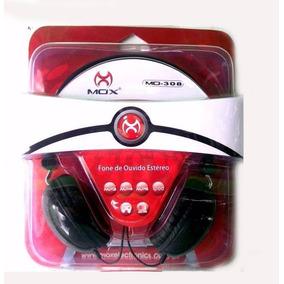 Fone De Ouvido Mox Mo-308