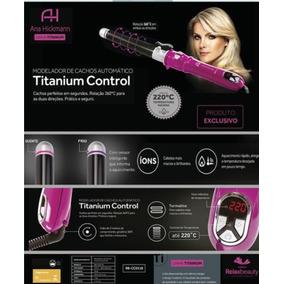 Modelador De Cachos Ana Hickmann - Beleza e Cuidado Pessoal no ... 402f2e5043