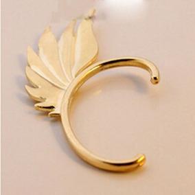 Brinco Cuff Ear (asa De Anjo) Dourada