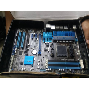 Placa Amd Asus M5a97 Am3 Negociable
