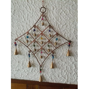 Llamador De Ángeles, Carrillon Hindu.campana Viento Cencerro