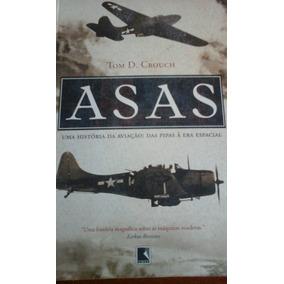 Livro Asas Tom D. Crough