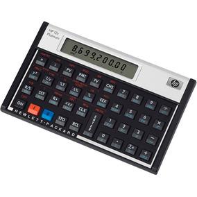 Calculadora Financeira Hp 12c Platinum Novo Lacrado Original