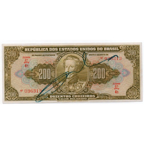 200 Cruzeiros C097