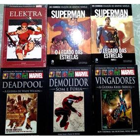 Gibis, Quadrinhos, Encadernados - Salvat, Eaglemoss E Panini