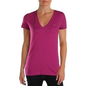 Camisas Lacoste Mujer - Ropa y Accesorios en Mercado Libre Colombia 7bbbda6376
