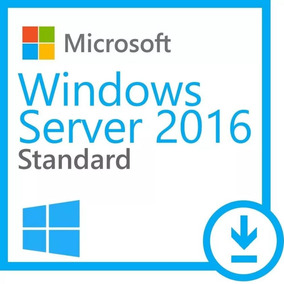Windows Server 2016 Standard + 50 Cals + Nf-e