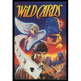 Hq - Wild Cards - George R. Martin - Epic Comics (inglês)