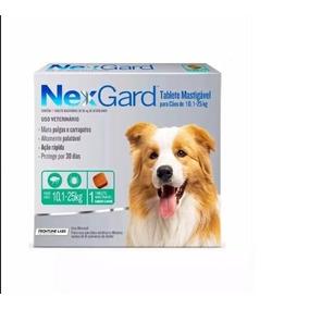 Promoçao Nexgard ! 10kg A 25kg Leve 3 Tabletes E Pague Dois
