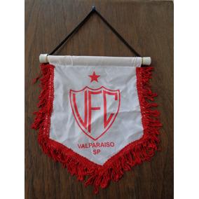 Flamula Antiga Valparaiso Futebol Clube Ñ Chaveiro Album Vw