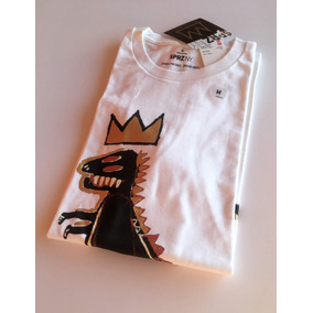 Playera Jean Michel Basquiat Sprz Ny Gold Ed. Uniqlo Tts.mx
