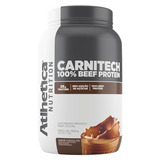 Carnitech 100% Beef Protein Isolate 900g Atlhetica Nutrition