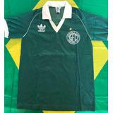 Camisa Retro Oficial adidas Guarani Fc Campinas 1984 Tam M 85f534d5bcdbe