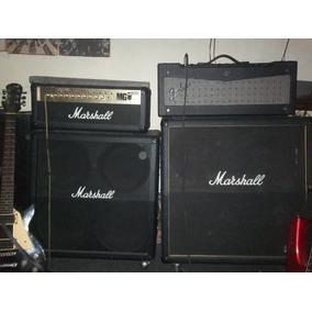 Amplificadores De Guitarra Fender Mustang V Y Marshall Mg100
