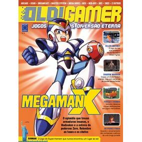 Revista Old! Gamer Nº18 / Megaman X / Excelente Estado!