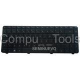 Teclado Para Laptop Hp Compaq Presario Cq42 G42 Negro