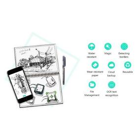 Libreta Elfinbook Rocketbook Everlast Cuaderno Inteligente