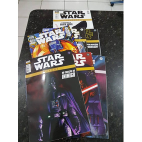 Hqs Star Wars - Legends - Vols 0 Ao 6 !!!
