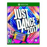 Just Dance 2017 Xbox One Mídia Física Novo Lacrado