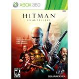 Hitman Hd Trilogy Xbox360 Nuevo Y Sellado