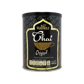 3 Latas De Te Chai Original De 600g Mathura Envio Gratis