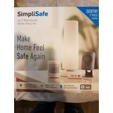 Simplisafe Sentry 7 Piezas. Seguridad Para Tu Casa