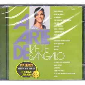 Cd Ivete Sangalo A Arte De - Novo Lacrado Raro!!