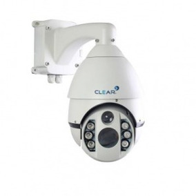 Câmera Speed Dome Hd Clear + Kit De Instalaçâo