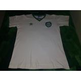 Camisa adidas Palmeiras Branca - Rara- Retro 2016 - Original