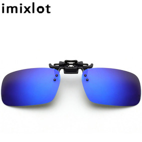 Clip On Para Sobrepor Em Oculos De Grau - Óculos no Mercado Livre Brasil 3326f2d0df