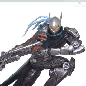 Lucian League Of Legends Action Figure 20cm Lol Boneco