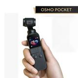 Dji Osmo Bolsillo - Cámara Handheld Estabilizada De 3 Ejes,