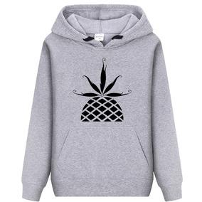 Blusa Moletom Pineapple Pnpl Moleton Casaco Abacaxi Frio