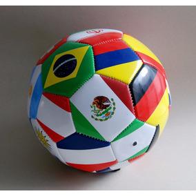 Balon De Futbol De Banderas Del Mundial en Mercado Libre México 394f4d468ef1d