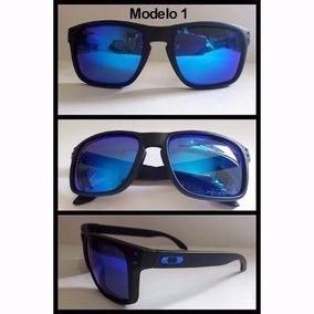 Juliet Original Azul - Óculos De Sol Oakley Holbrook no Mercado ... 73fb5a6e4e