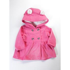 Sudadera Tipo Abrigo Para Bebé 3 Meses, Carters 0805