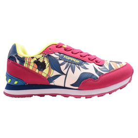 Zapatillas Topper Goa Floral-89505- Open Sports