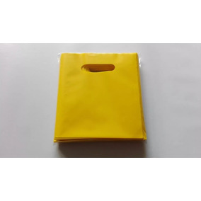 4bc38d5e4 50 Bolsa Plástica P/ Imprimir Serigrafía Tipo Boutique 20x22