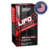 Lipo 6 Black Ultra Concentrado 60 Caps Nutrex Formula Eua