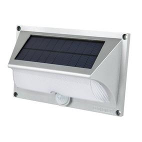 ccf7ffe7f17 Arandela Solar Em Abs Com Sensor De Movimento Ecoforce por Dutra Maquinas