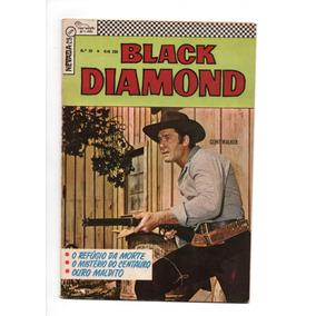 Nevada Nº 29 - Black Diamond - Ebal-1966 - Ótimo # Katram