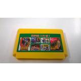 Cartucho De 114 Juegos Para Family Game 8 Bits Sin Repetir