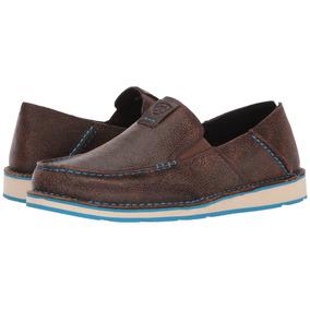 3152345bce72 Chimpunera Puma Powercat 5.12 Shoe Bag Original. 3 vendidos - Lima ·  Mocasines Hombre Ariat Cruiser