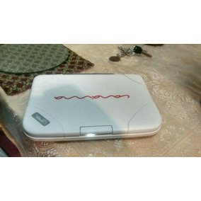 Mini Laptop Lenovo C-a-n-a-i-m-a Letras Rojas 100% Operativa