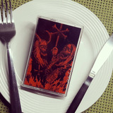 Witchfuck Vs Culto Negro Cassette Blazing Obscurity