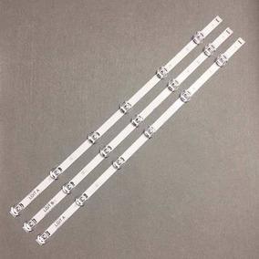 Barra Led Lg 32lb550b-lb560b-lb580b-lb620b-lb5600b Kit C/3